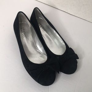 Franco Sarto Shoes with Bow on Toe